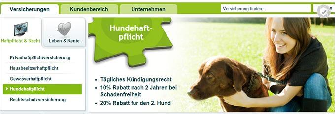 Asstel Hundehaftpflicht Tarife