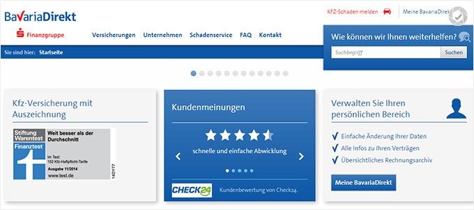 Bavariadirekt Kfz Haftpflicht Test Erfahrungen Versicherung