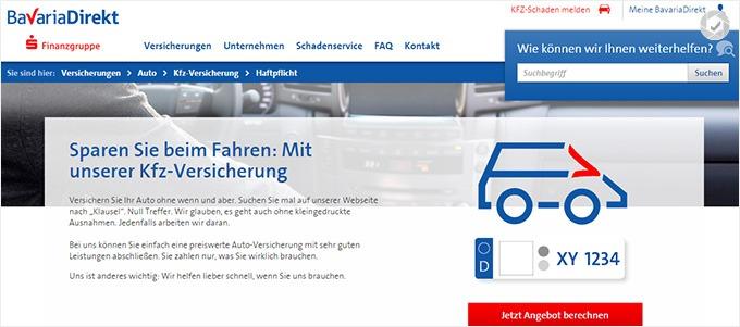 BavariaDirekt Erfahrungen von Haftpflichversicherungvergleich.de