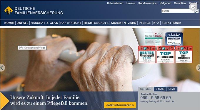 Deutsche Familienversicherung Haftpflichtversicherung für Pferde