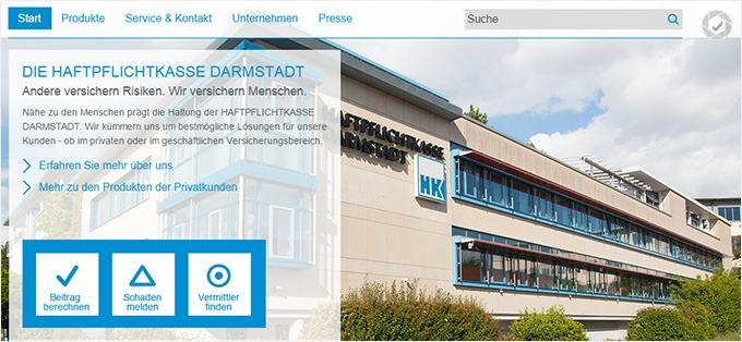 Haftpflichtkasse Darmstadt Haftpflichtversicherung