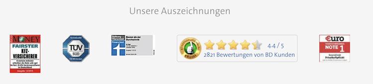 BavariaDirekt Autoversicherung