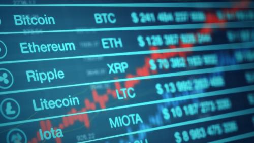 Der Online-Handel mit Kryptowährung und anderen Vermögenswerten